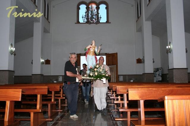 Foto di GiulioAbis: S_Margherita arrivo da Fra Nazareno
